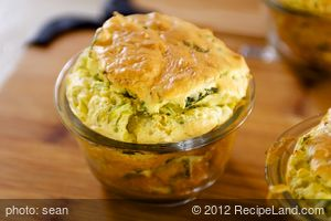 Brussels Sprouts Souffle