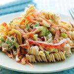 Low Fat Creamy Pasta Salad