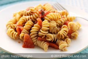 Crys's Pasta Salad