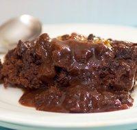 Chocolate Fudge Pudding Cake