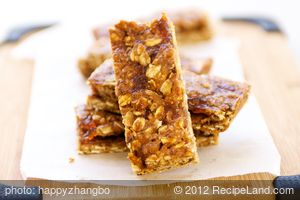 Raspberry-Fig Breakfast Bar
