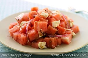 A1 Watermelon Salad