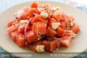 A1 Watermelon Salad