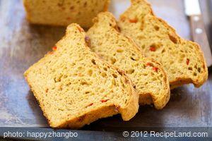 Jalapeno, Cheese, Sour Cream Bread