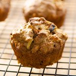 Carrot Cake Muffin Treats