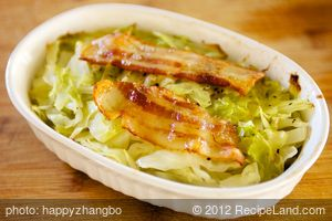 Irish Cabbage and Bacon