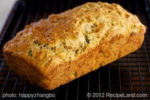 Cheddar Dill Bread