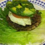 Protein/Paleo Burger