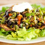 Taco Bean Salad