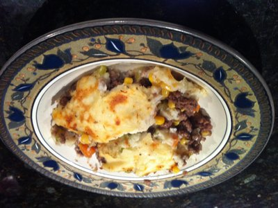 Irish Shepherd's Pie