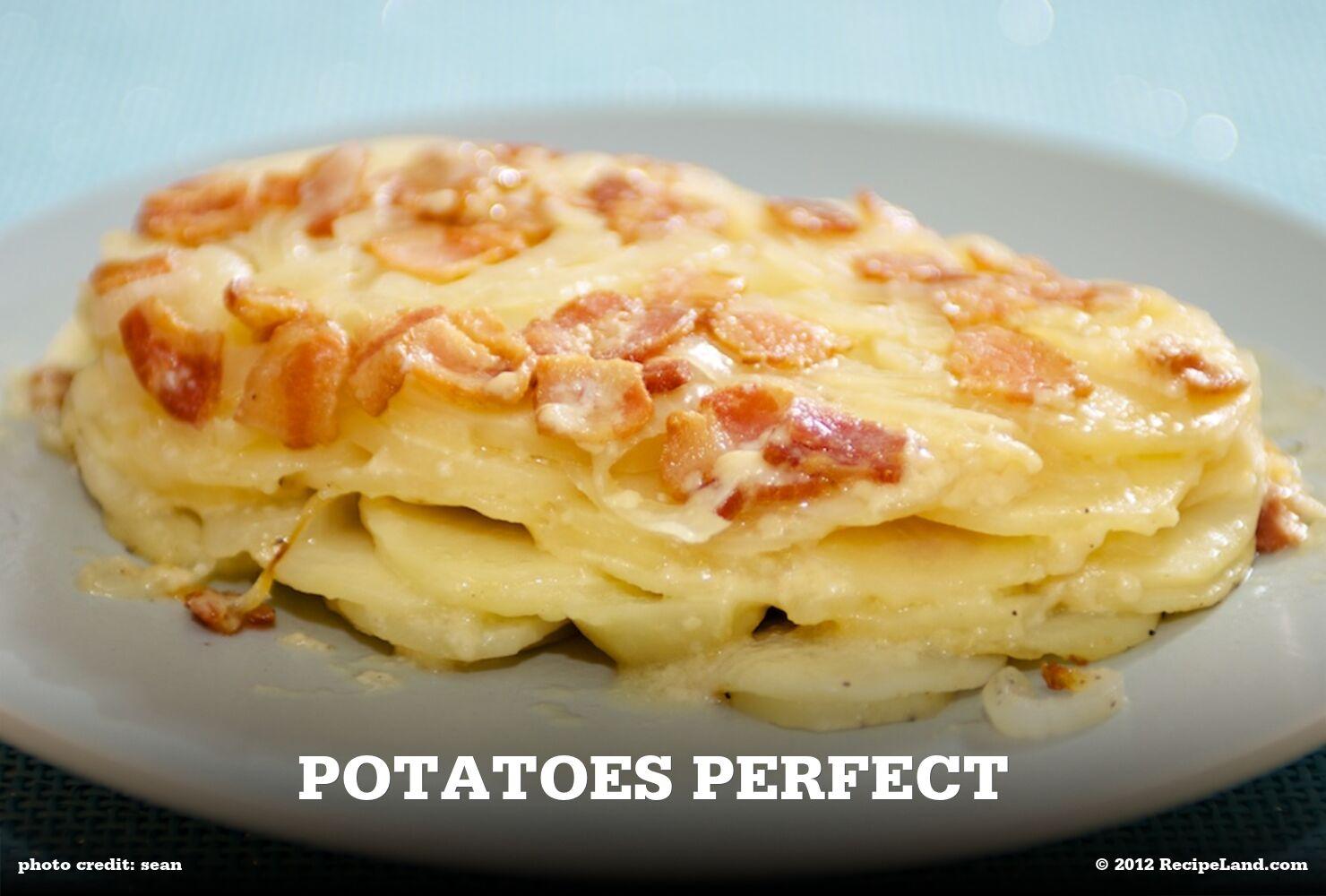 Potatoes Perfect