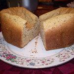 Peanut Butter Bread (Bread Machine)