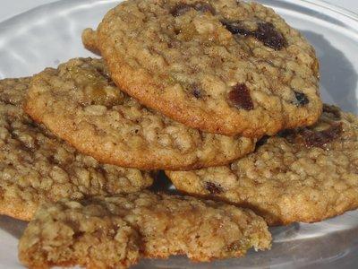 Amazingly Soft Oatmeal Cookies
