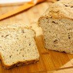 Olive Oat Bran Bread
