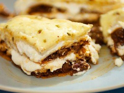 Lawry's Mexican Lasagna