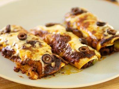 Enchiladas Sabrosas