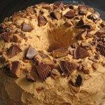 Chocolate Peanut Butter Bundt Cake