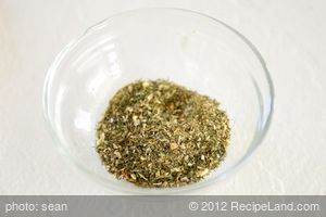 Homemade Ranch Salad Dressing Mix