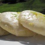 Lemon-Lime Tea Cookies