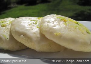 Lemon-Lime Tea Cookies
