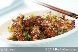 Easy Sesame Chicken Bites