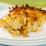 Moosewood's Cauliflower Cheese Pie