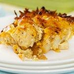 Moosewood's Cauliflower Cheese Pie