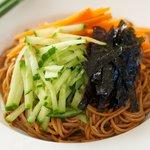 Spicy Soba Noodle Salad