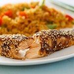 Asian Glazed Salmon (Easy)
