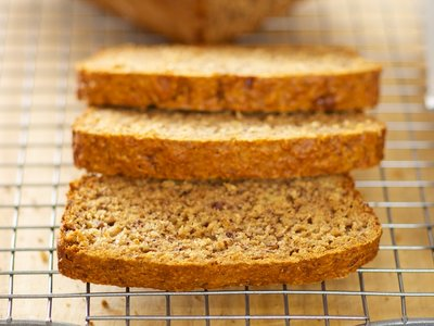 Wheat Germ Banana Bread