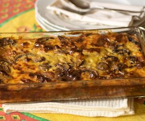 A Texas Breakfast Casserole