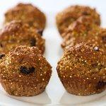 Banana-Millet Muffins