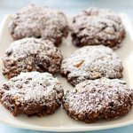 Guilt-Free Chocolate Fudge Cookies
