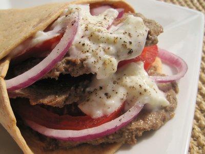 Gyro Sandwiches