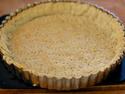 Easy Quiche Crust