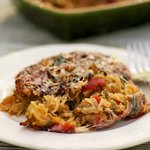 All-In-One Sausage and Zucchini Casserole