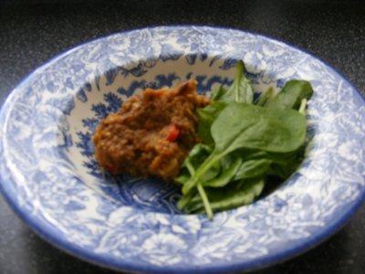 Vegetable Porridge