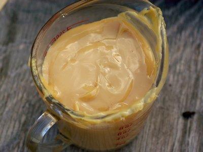 Homemade Condensed Milk