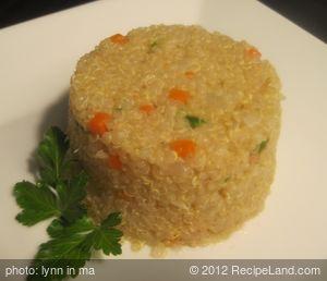 Easy Garden Quinoa