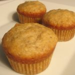 Mini Banana-Nut Muffins