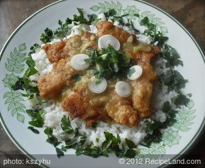 Fish Hunan Style
