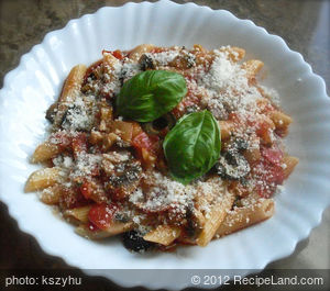 Weight Watcher Country Pasta and Cheese