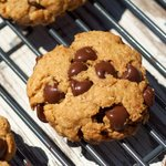 Amazing Peanut Butter Chocolate Chip Cookies