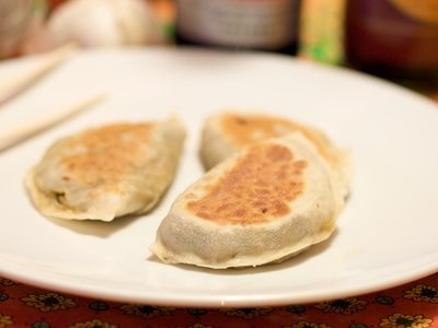 Chinese Stuffed Pancake (????)