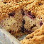 Blueberry Cream Cheese Coffeecake