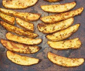 Cumin, Garlic and Paprika Oven Fries