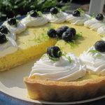 Simply Refreshing Summer Lime Tart
