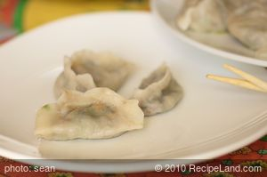Authentic Chinese Dumplings