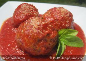 Nona's Meatballs