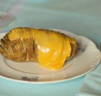 Baked Sliced Potatoes